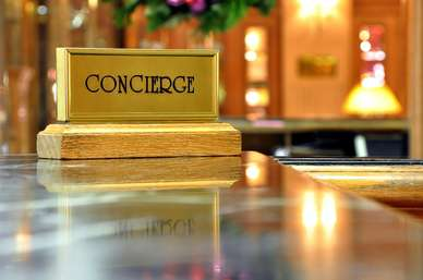 Image of Concierge Desk
