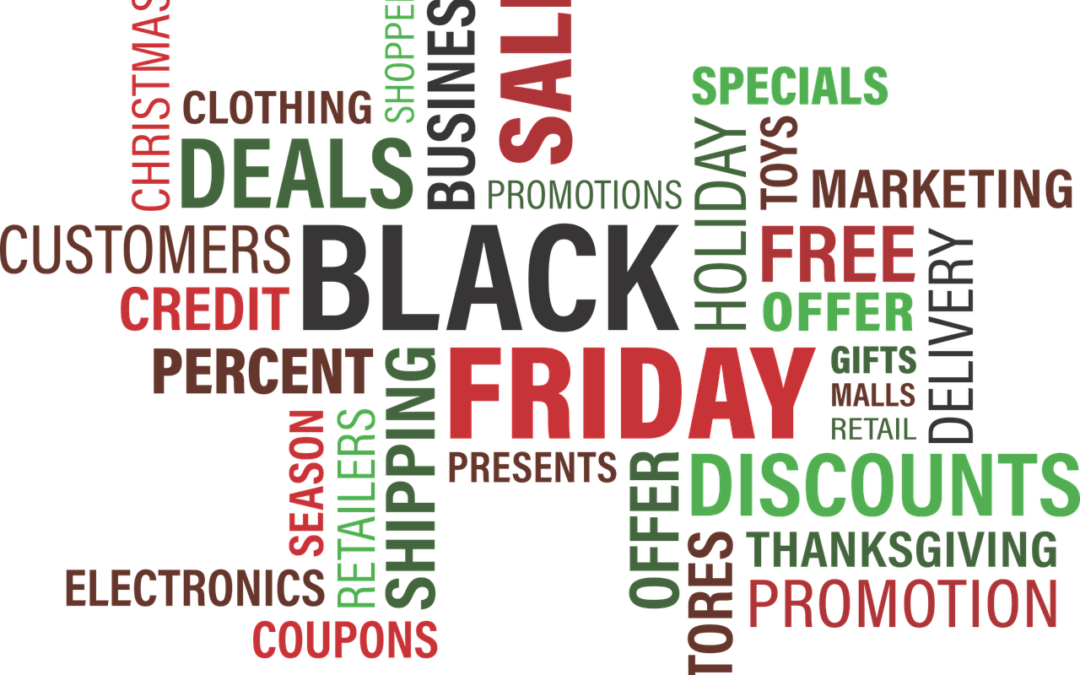 Enjoy the best Black Friday offers