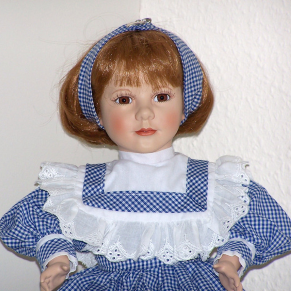 Dawanda German Porcellain Dolls