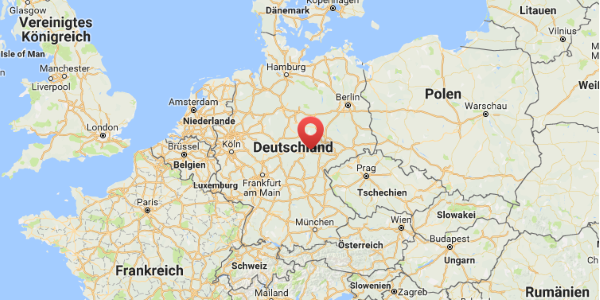 Your personal shipping address in Germany
