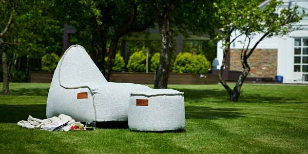 SACKit Luxurious Bean Bags for your Garden