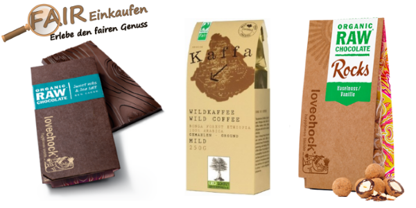 FairEinkaufen organic and fair trade products
