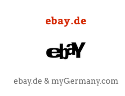 Shop at ebay.de