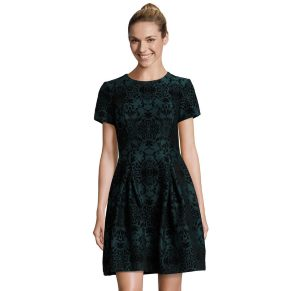 The perfect dress for the holiday season at Galeria Kaufhof
