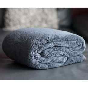 Soft 100% organic cotton blankets by Reinebaumwolle.de