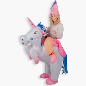 Plus inflatable costumes for Carnival