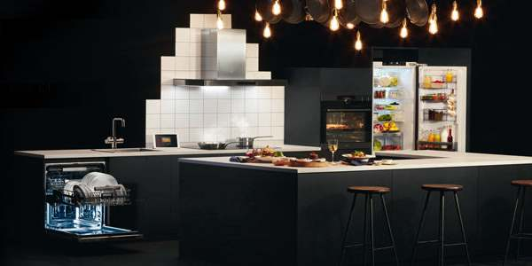 Saturn ovens and stoves from German quality brands