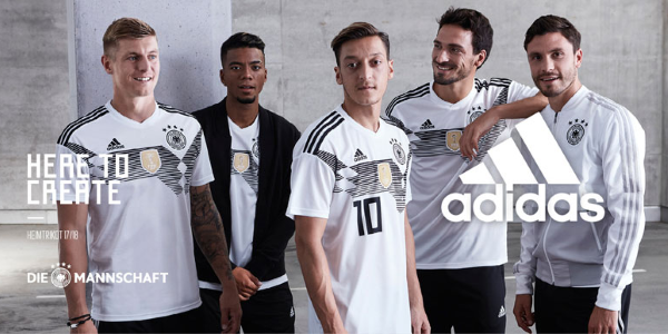 Karstadt FIFA World Cup 2018 Fan Gear Germany