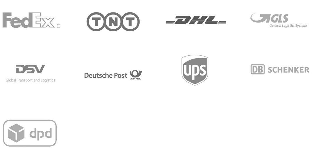 DHL, FedEx, UPS, GLS, DPD, DBS // Onboarding new shipping companies with myGermany will provide more freedom to customers