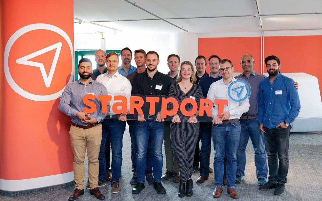 Startport Duisburg supports myGermany GmbH