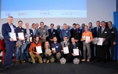 Young Entrepreneur Award goes to myGermany GmbH