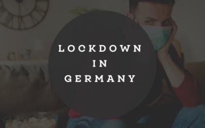 Corona Lockdown in Germany – what does that mean?