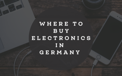 Where to buy electronics in Germany